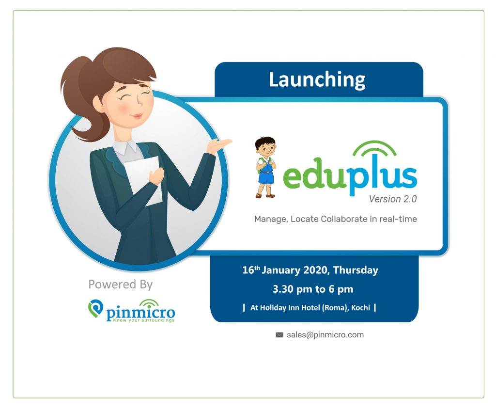 Eduplus Version 2.0 has been launhced on January 16th 2020