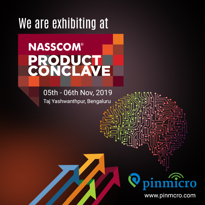 Pinmicro at NASSCOM Product Conclave 2019