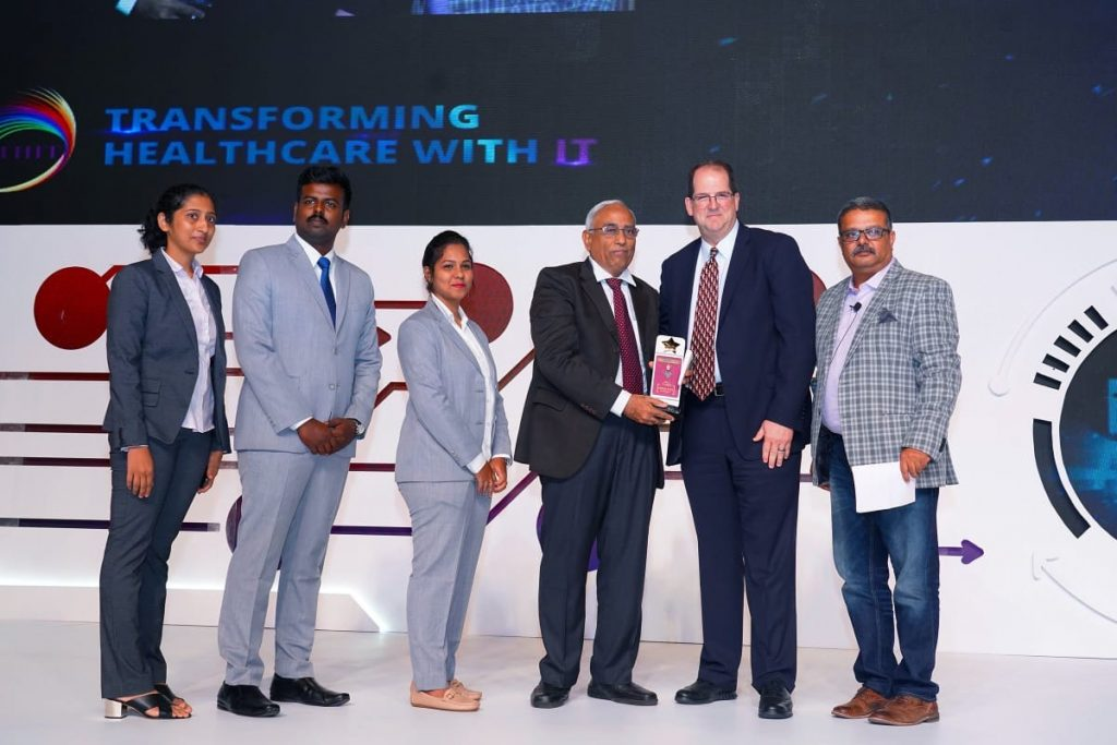 TenX Pinmicro healthcare partner receives best healthcare startup award