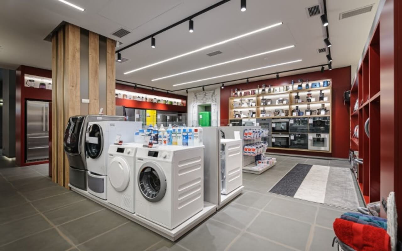 Retail-Store iot and rtls
